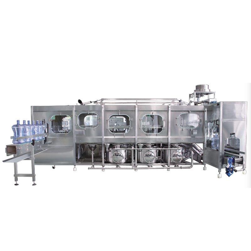 100-450BPH Water Bottling Machine