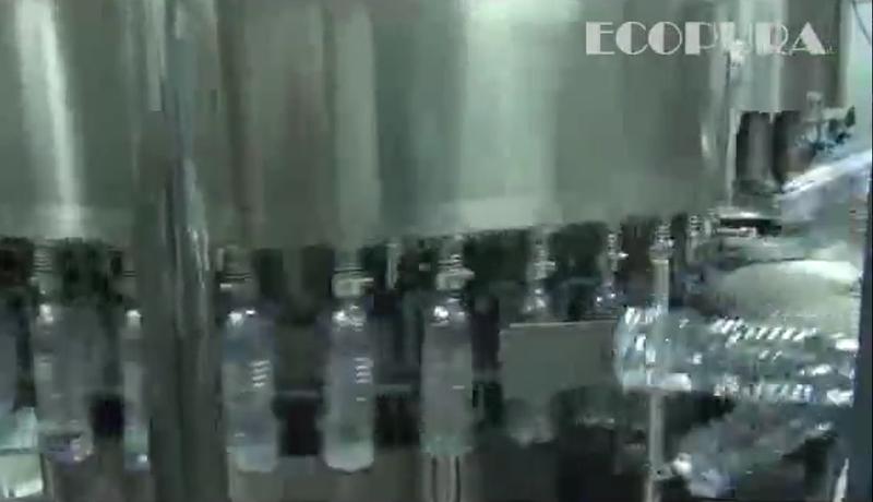 20000bph Water Bottling Line
